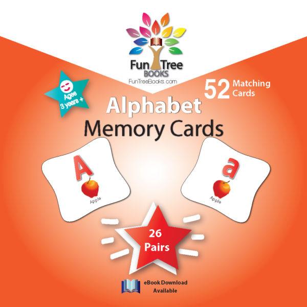 Alphabet Memory Cards